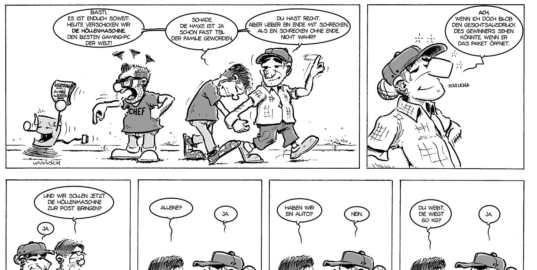 HELLMUT Comic